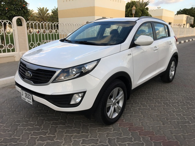 Used Kia Sportage 2014 Car For Sale In Dubai 699058