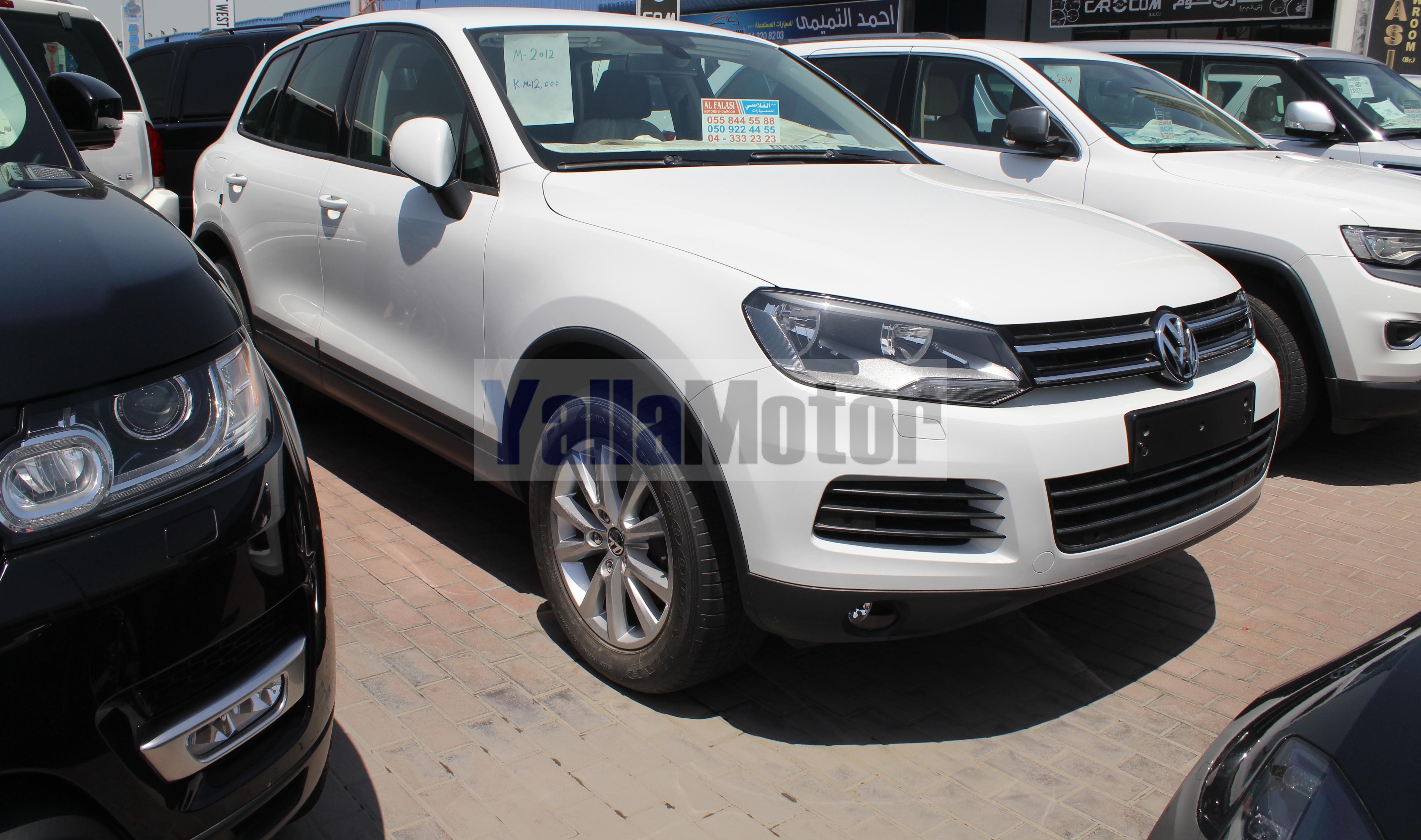 img cars com used volkswagen yallamotor touareg