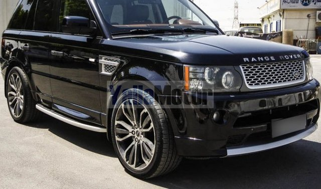 used land rover range rover sport autobiography 2010 car for sale in dubai 680316. Black Bedroom Furniture Sets. Home Design Ideas