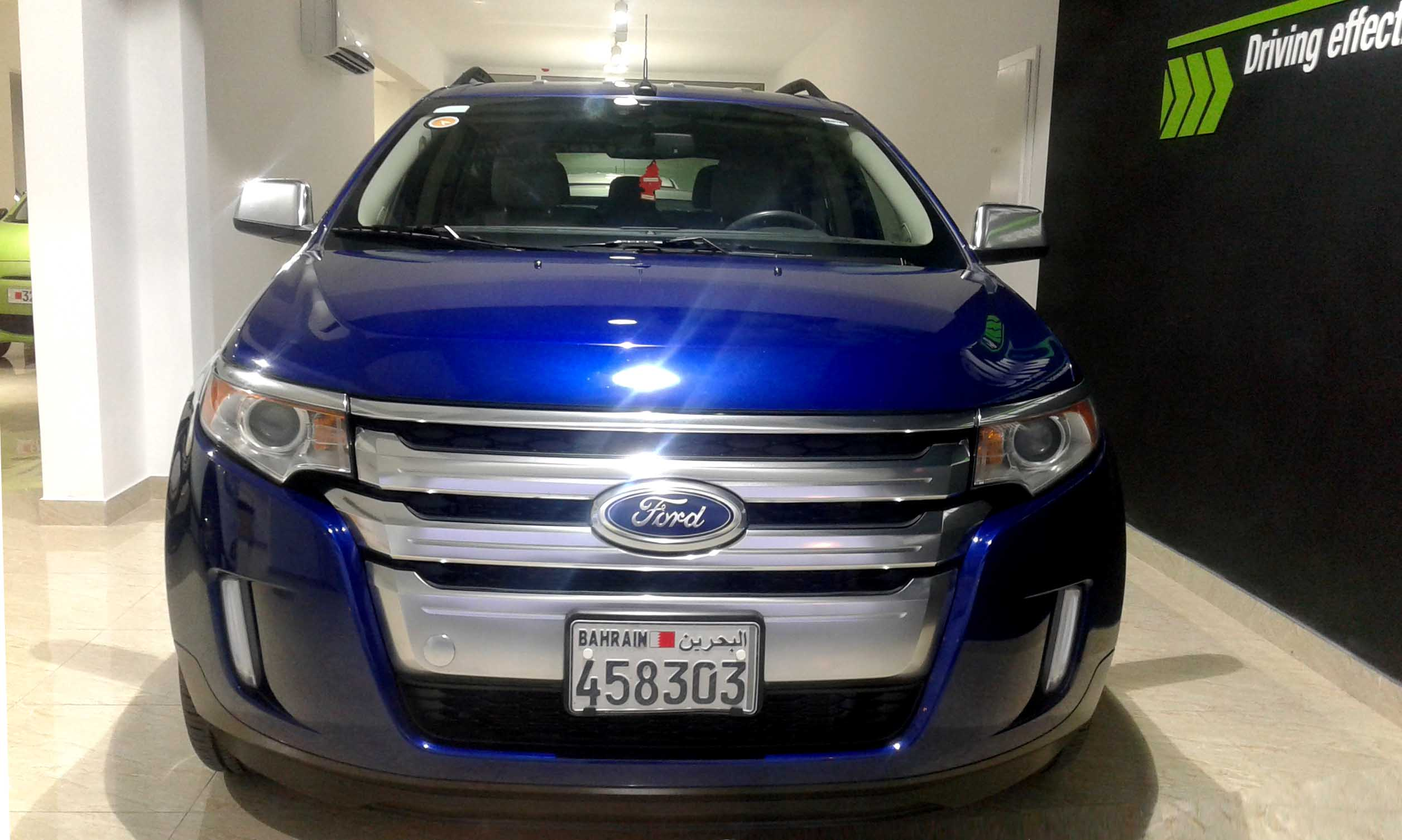 used ford edge 2013 car for sale in manama 700246. Black Bedroom Furniture Sets. Home Design Ideas