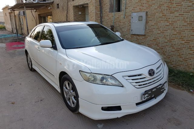 used toyota camry 2008 car for sale in dubai 751883. Black Bedroom Furniture Sets. Home Design Ideas