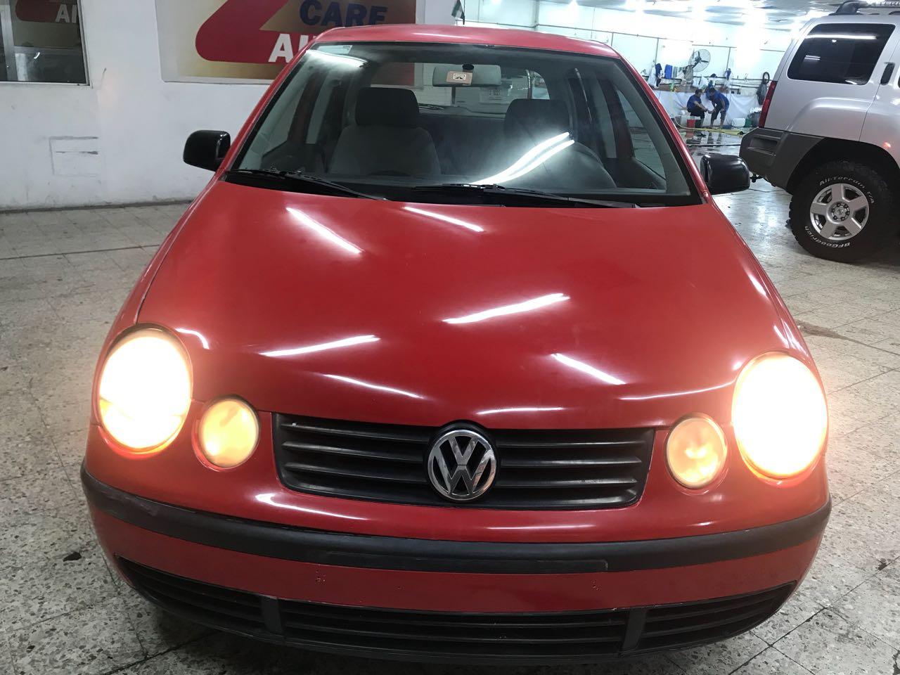 Used Volkswagen Polo 2003 Car For Sale In Dubai 753394