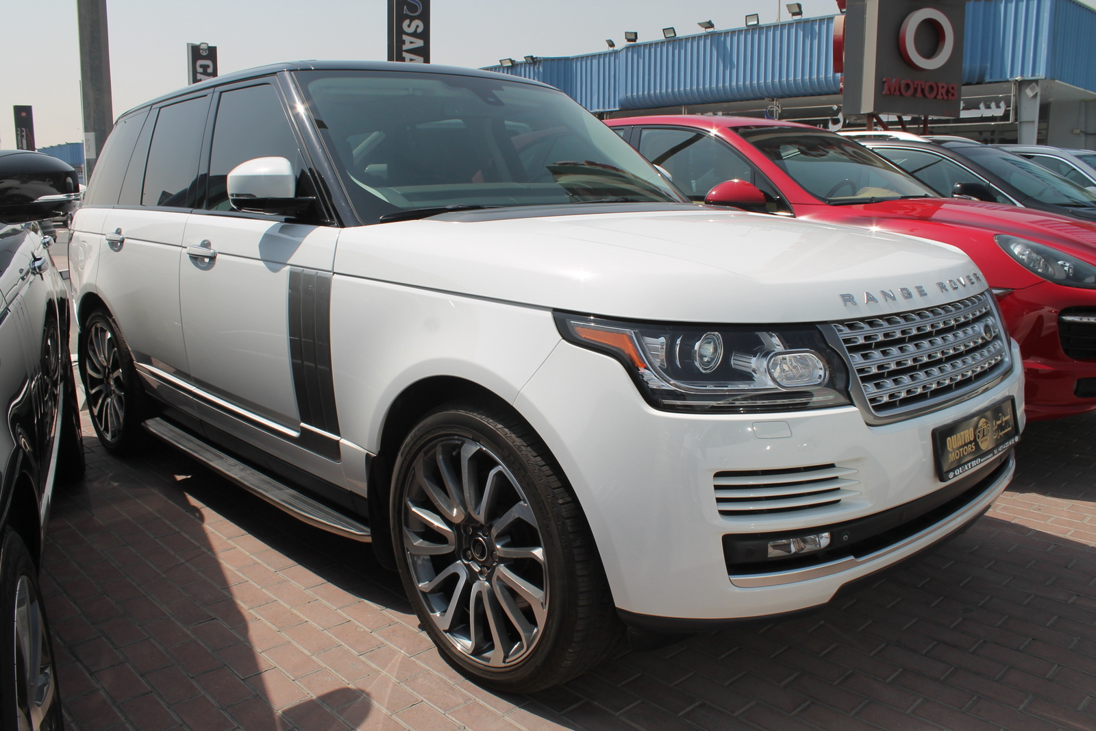 Used Land Rover Range Rover Vogue Supercharged 2014