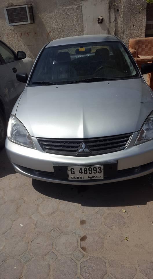 Used Mitsubishi Lancer 2010 Car For Sale In Sharjah