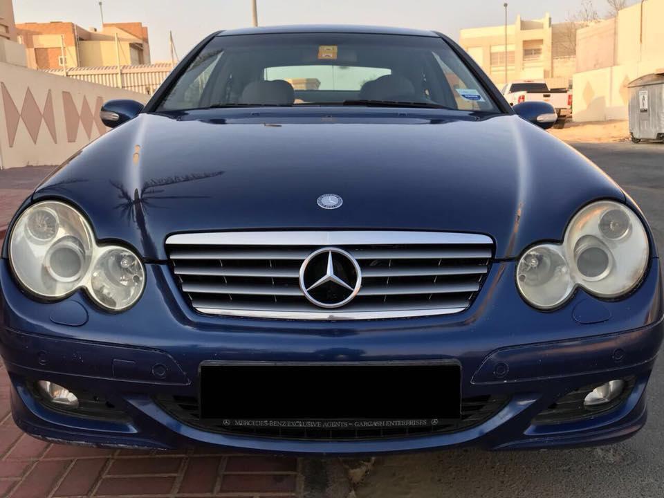 Used Mercedes Benz C Class C 200 2005 751964