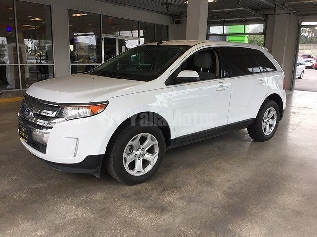 Used Ford Edge 2 0l Ecoboost Se 2016 Car For Sale In Doha