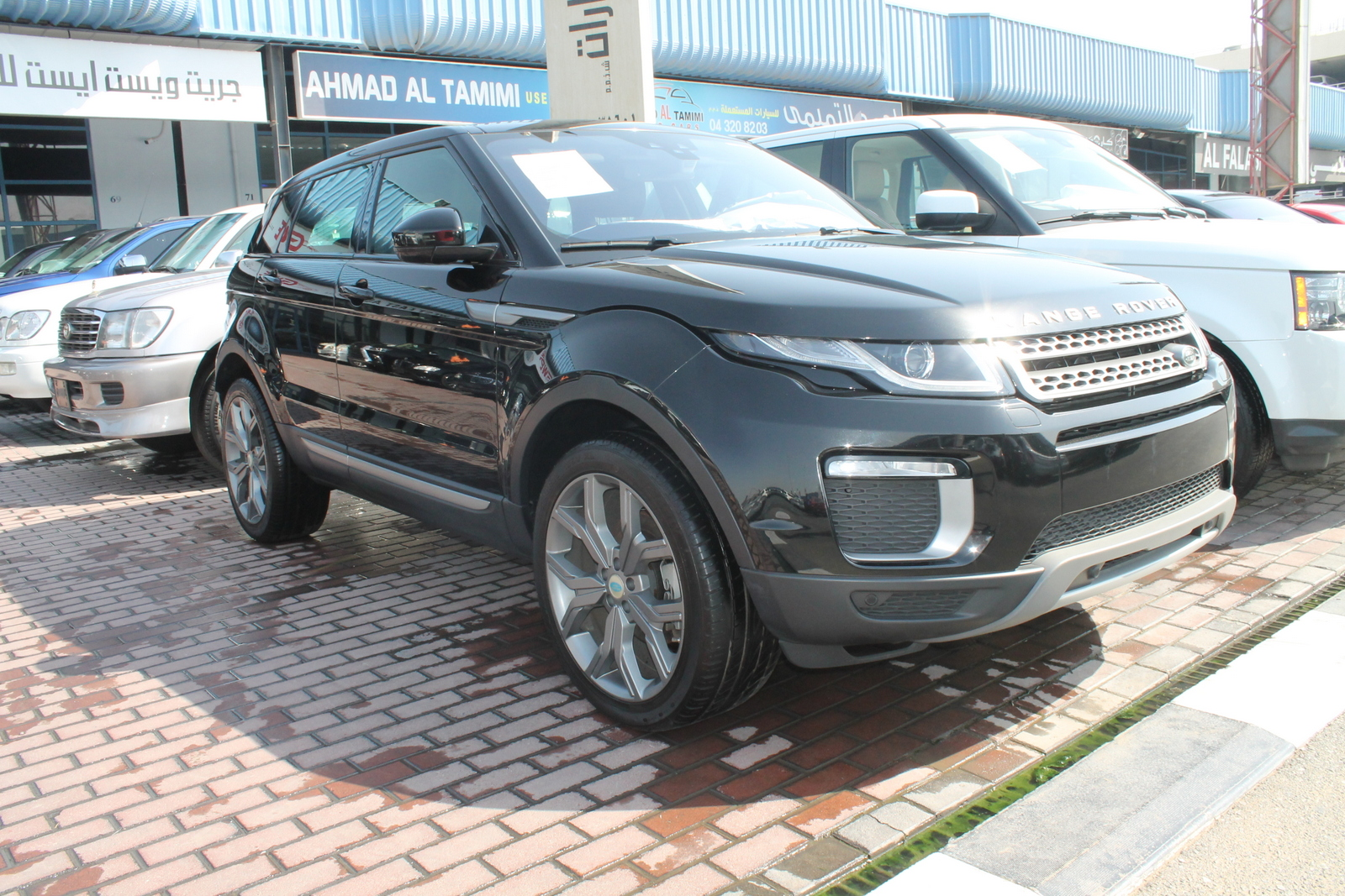 Used Land Rover Range Rover Evoque Dynamic 2017 755716