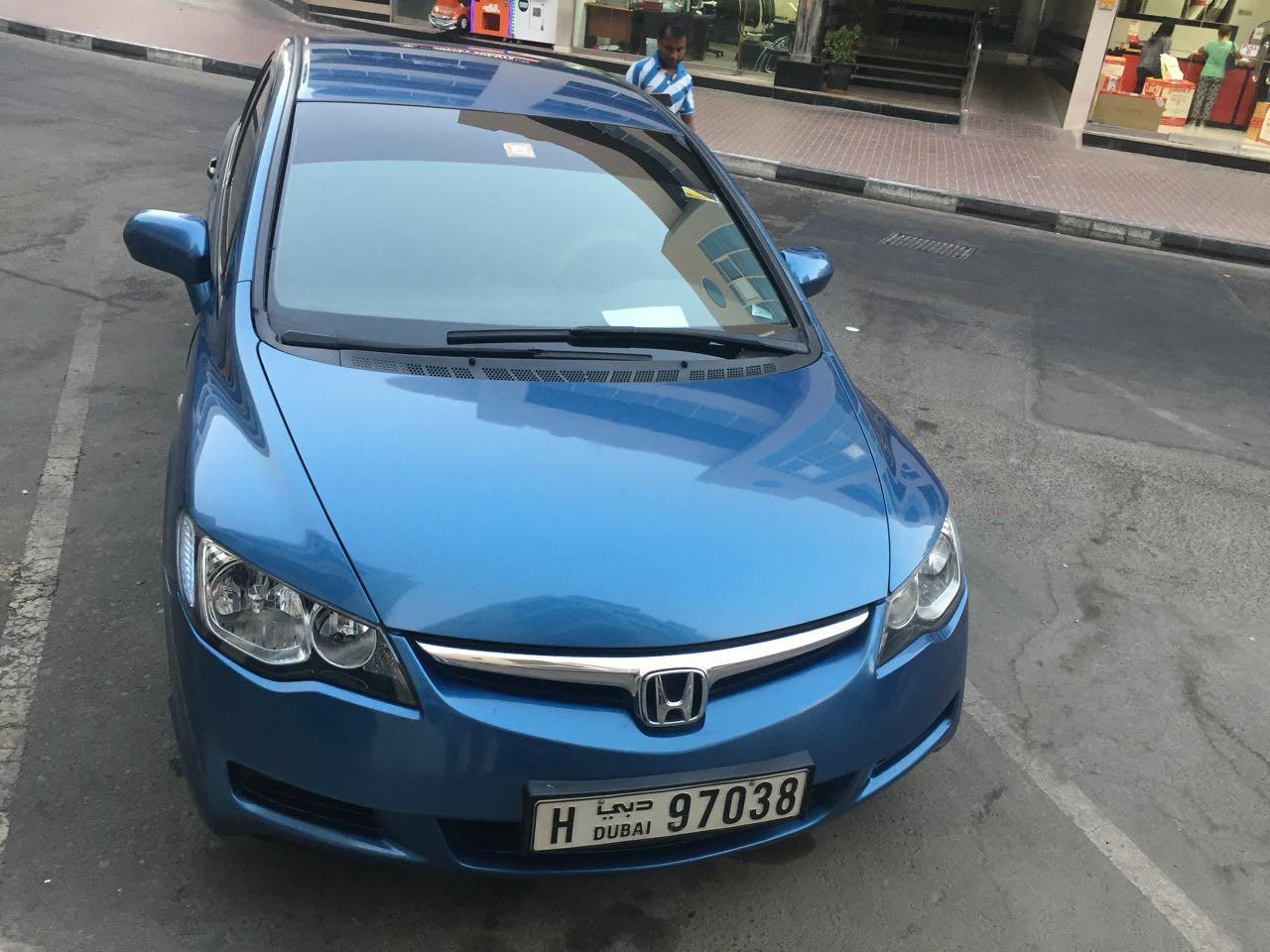 Used Honda Civic 2007 Car For Sale In Dubai 755799