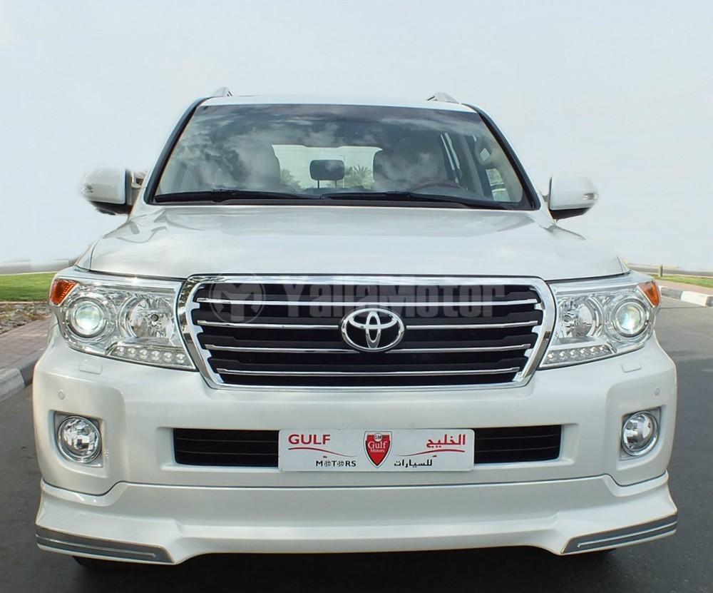 used toyota land cruiser 4 0l gxr 2014 car for sale in dubai