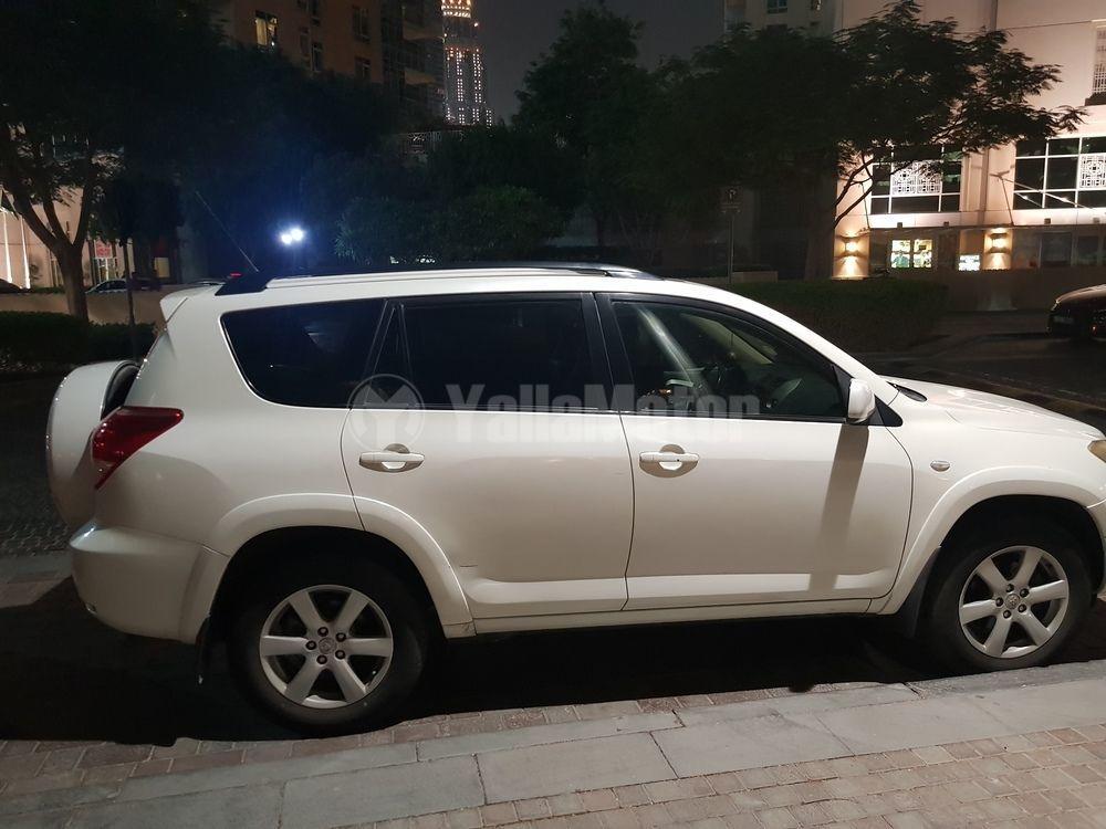Used Toyota Rav4 2008 Car For Sale In Dubai 756036