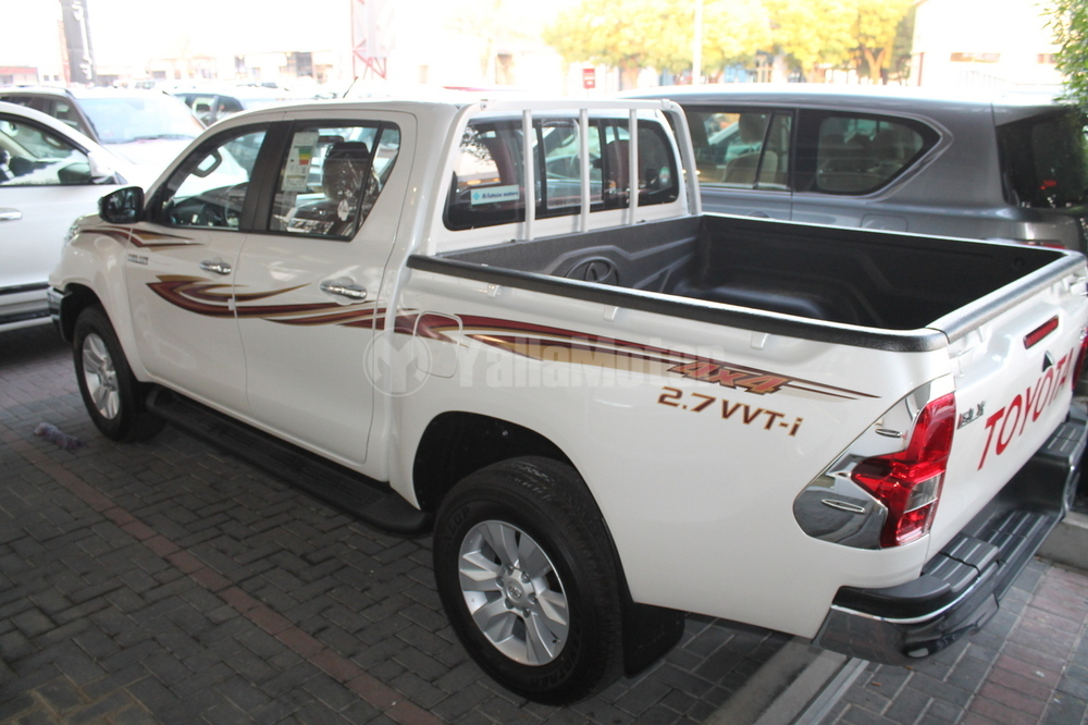 New Toyota Hilux 2 7 Double Cab 4x4 2018 Car For Sale In Dubai