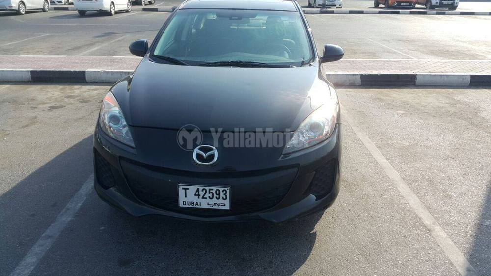 Mazda 3 2012 Car for Sale in Dubai
