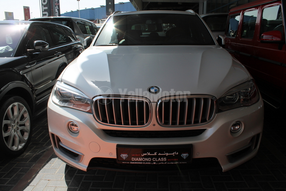 Used Bmw X5 Xdrive 50i 2014 Car For Sale In Dubai 756282