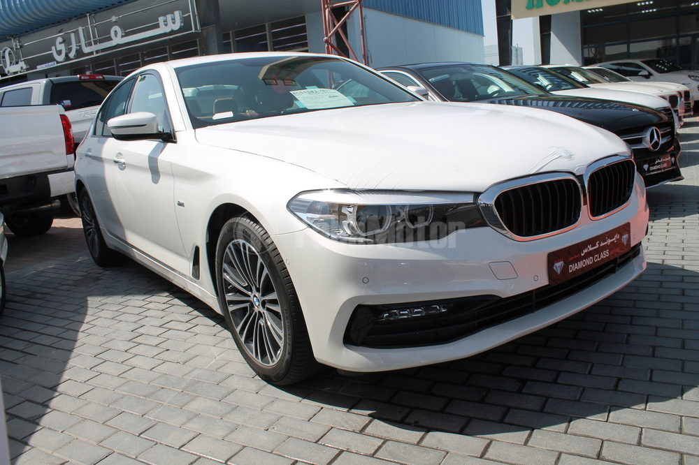 New Bmw 5 Series 520i 2018 Car For Sale In Dubai
