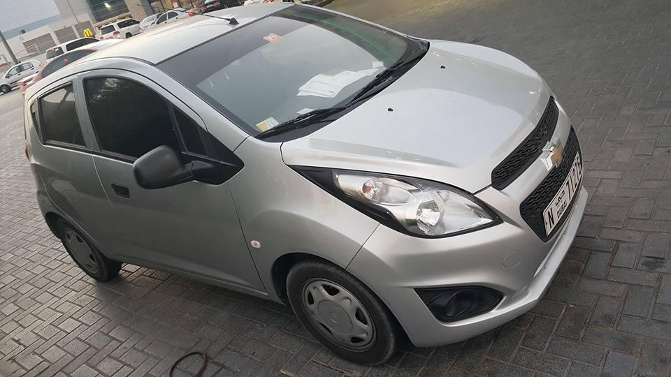 Used Chevrolet Spark 2015 Car For Sale In Dubai 756368