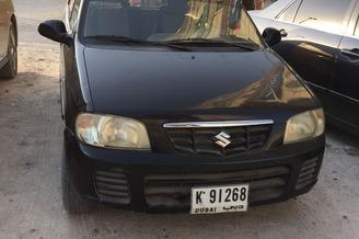 Used Suzuki Alto 2009 Car For In Sharjah