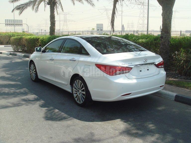 New Hyundai Sonata 2014 Car For Sale In Dubai