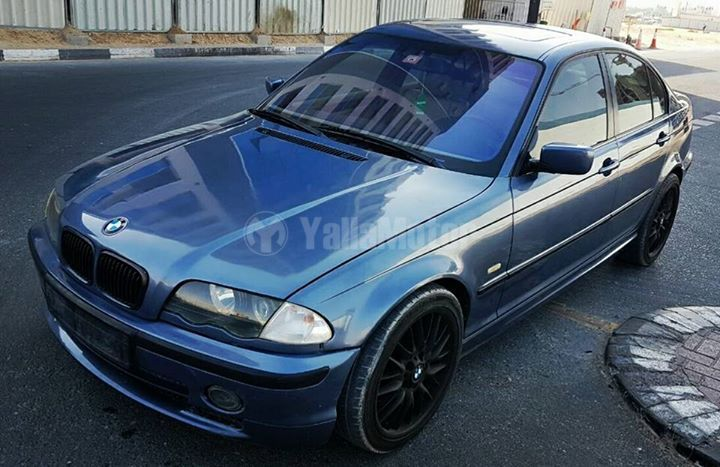 Used BMW 3 Series 320i 2001 Car for Sale in Dubai 756538