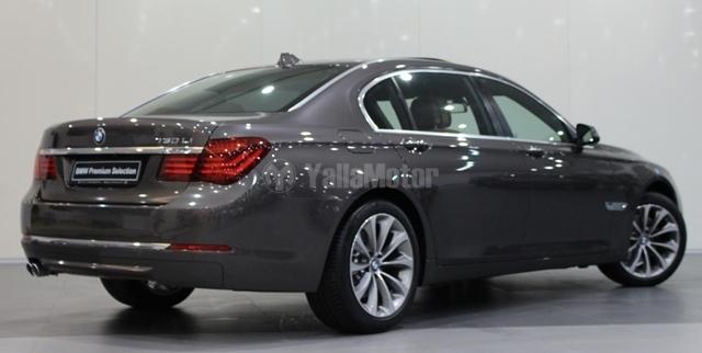 BMW Series Li Car For Sale In Riyadh - 2015 new bmw