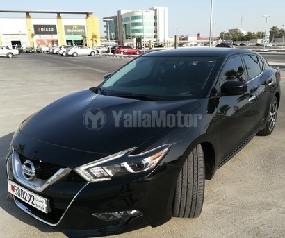Used Nissan Maxima 2016 Car For Sale In Manama 757453