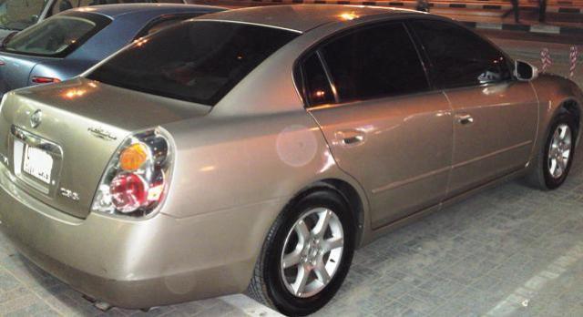 Used Nissan Altima 2005 757512 Yallamotor