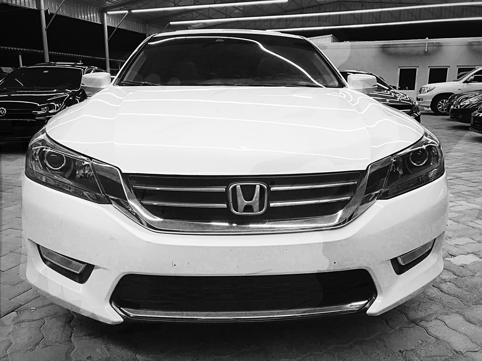 Used honda accord 2014 car for sale in ajman 757542 for Honda accord 2014 for sale