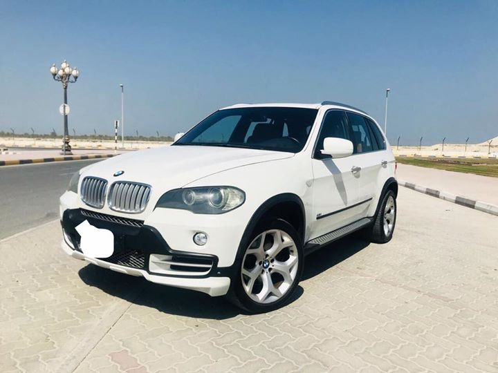 Used Bmw X5 2007 Car For Sale In Sharjah 752288