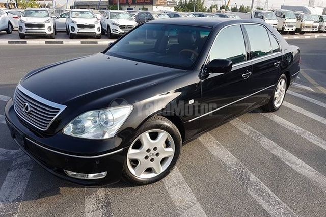 Used Lexus Ls 430 2004 Car For Sale In Dubai 752382