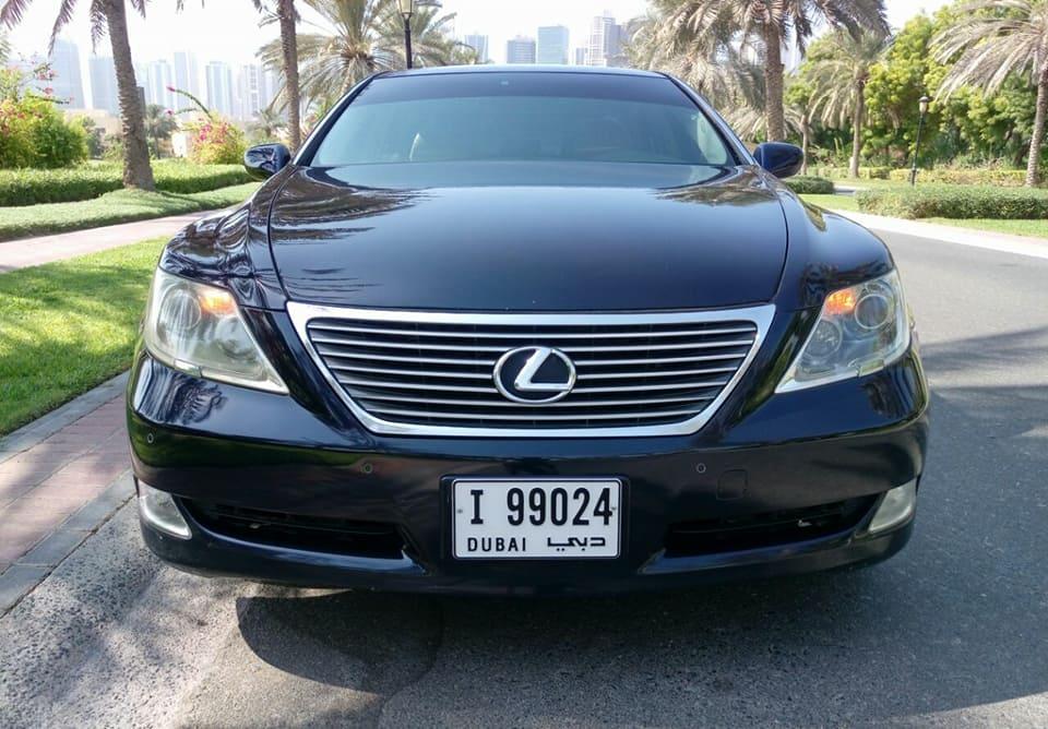 Used Lexus Ls 460 2007 Car For Sale In Dubai 752385