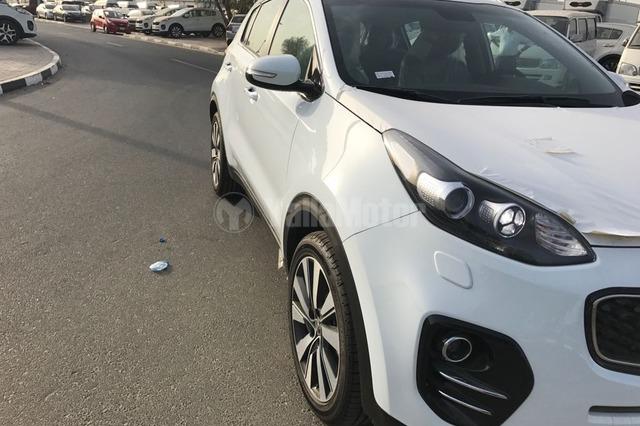 Kia Used Cars Muscat