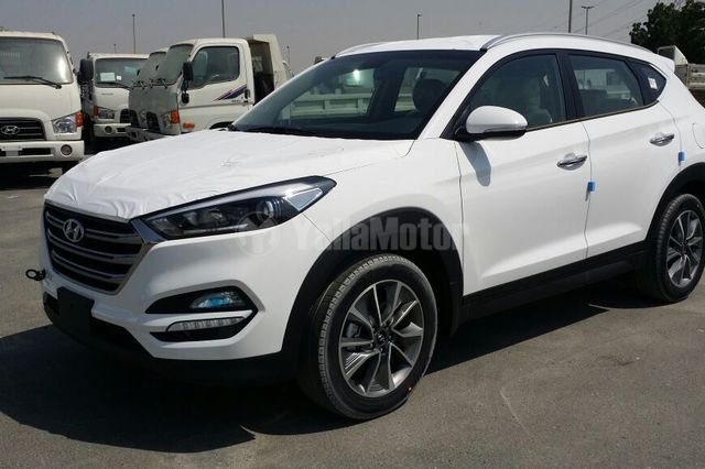 new hyundai tucson 2 0l awd 2018 car for sale in doha. Black Bedroom Furniture Sets. Home Design Ideas