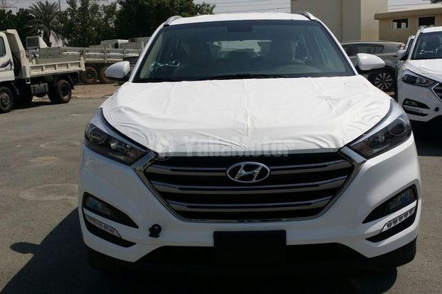 New Hyundai Tucson 2 0l Awd 2018 Car For Sale In Dubai