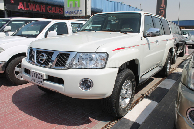 Used Nissan Patrol Safari M T 2016 Car For Sale In Doha 759047