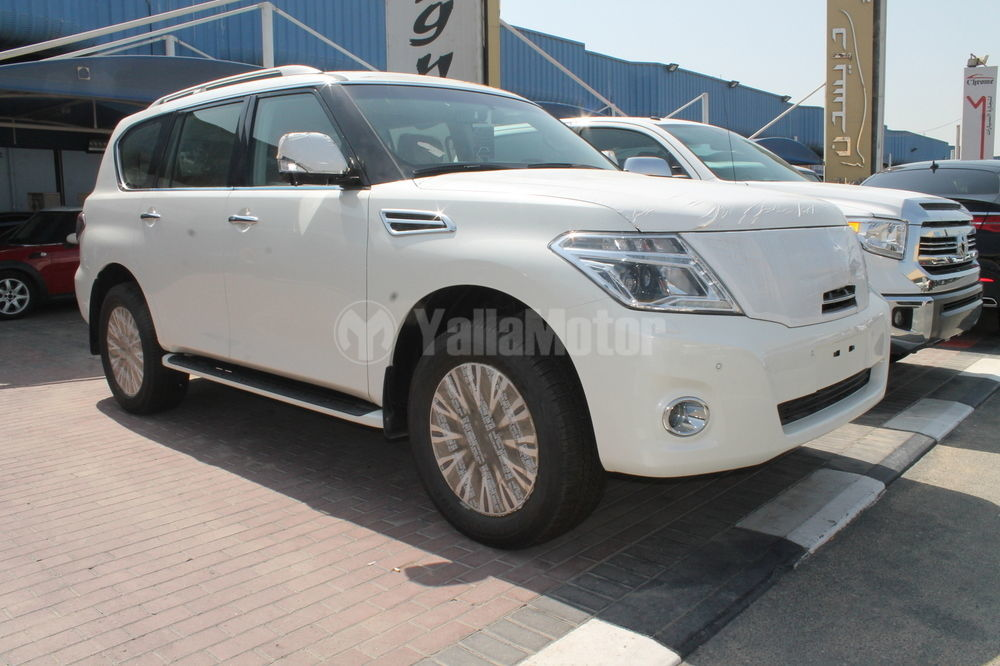 New Nissan Patrol Le Platinum 2017 Car For Sale In Dubai
