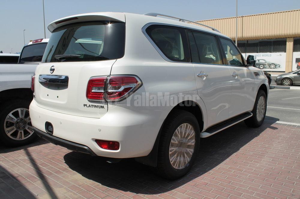 New Nissan Patrol Le Platinum 2017 Car For Sale In Dubai