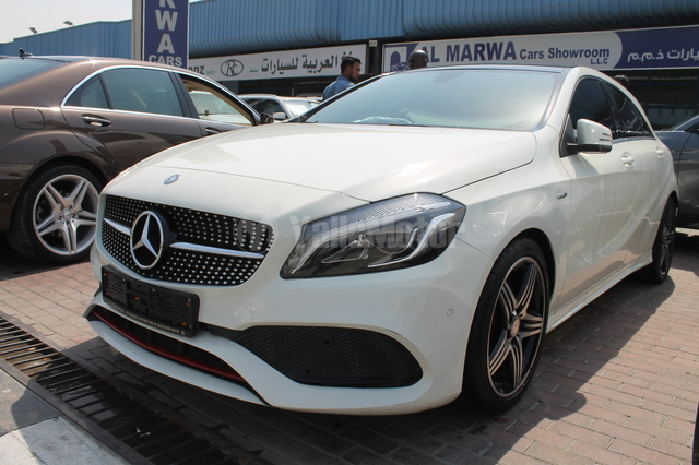 ... Used Mercedes Benz A Class A 250 Sport 2017 Car For Sale In Dubai ...