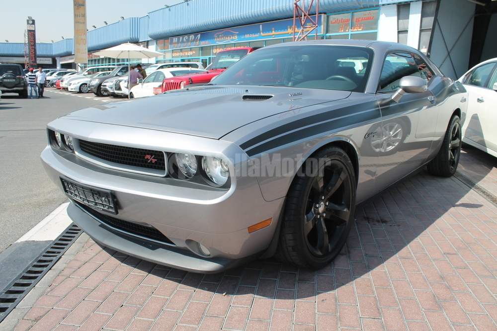Used Dodge Challenger R T 5 7l 2014 Car For Sale In Dubai