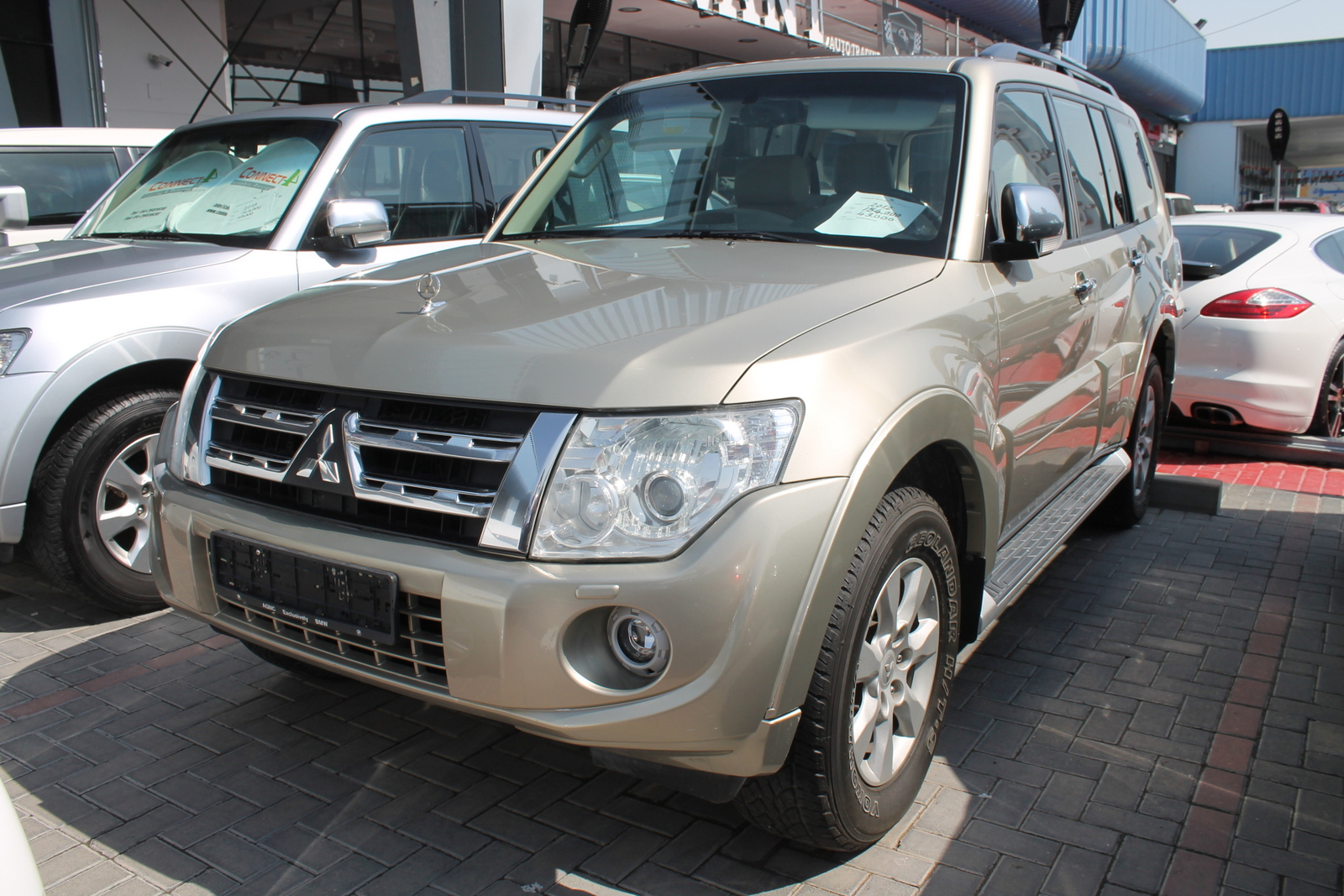 Used Mitsubishi Pajero 3 5l 5 Door 2012 Car For Sale In