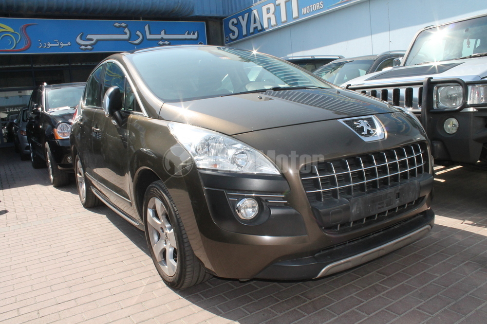 New Peugeot 3008 2015 Car For Sale In Dubai