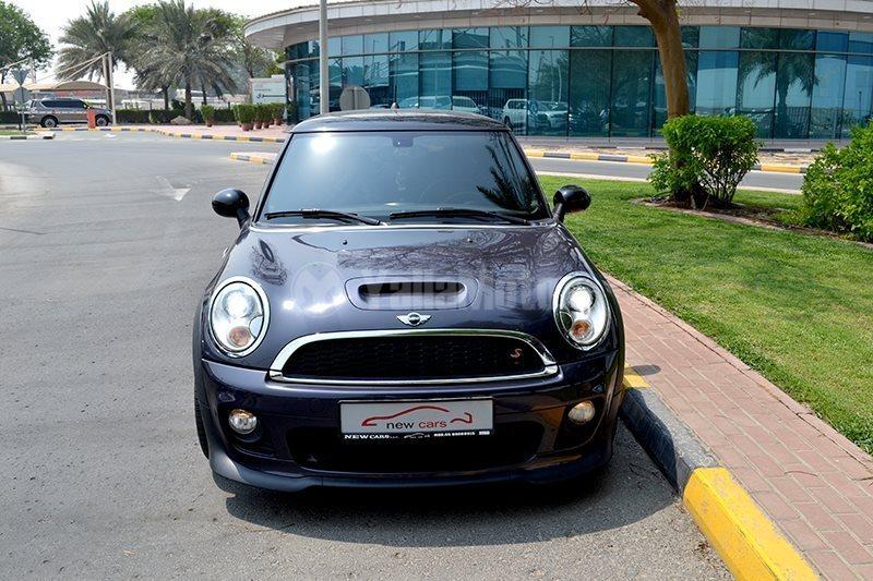 Used mini cooper s cooper s 2013 car for sale in dubai for Cooper motors used cars