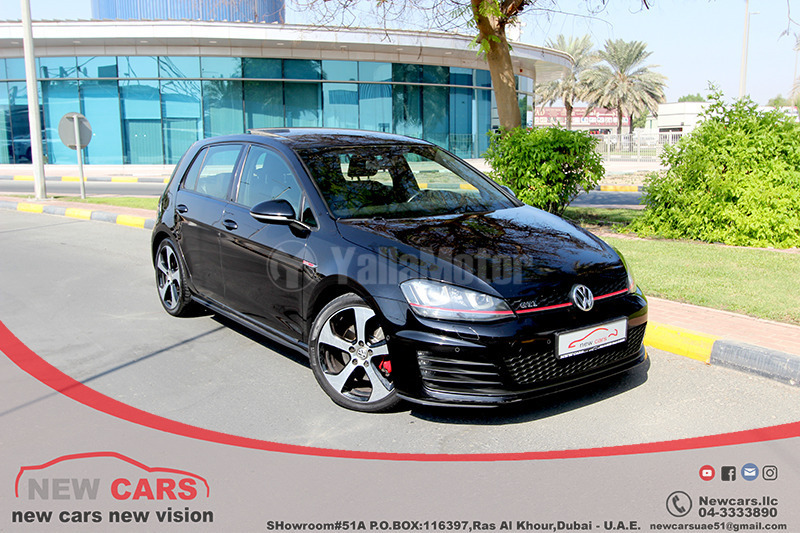 Volkswagen Golf Gti 2014 Car For Sale In Dubai