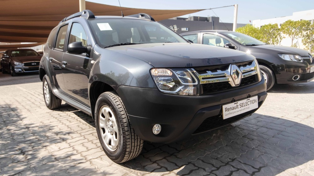 new renault duster 2017 car for sale in dubai. Black Bedroom Furniture Sets. Home Design Ideas