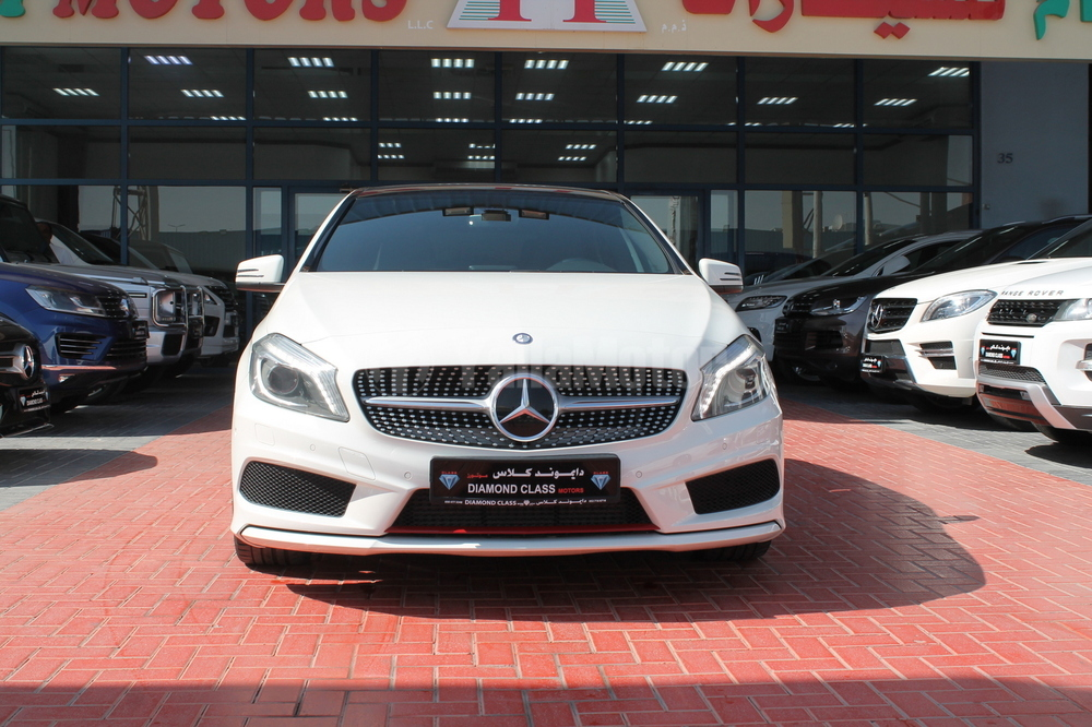 ... Used Mercedes Benz A Class A 250 Sport 2014 Car For Sale In Dubai ...