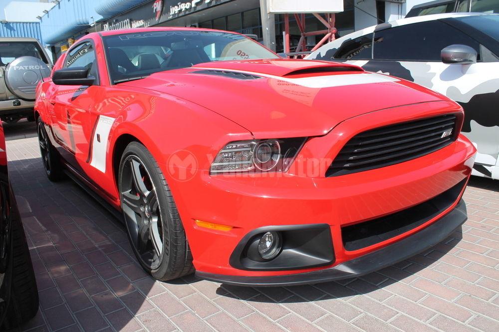 Used Ford Mustang Roush 5.0L V8 2014 Car for Sale in Dubai (762471 ...