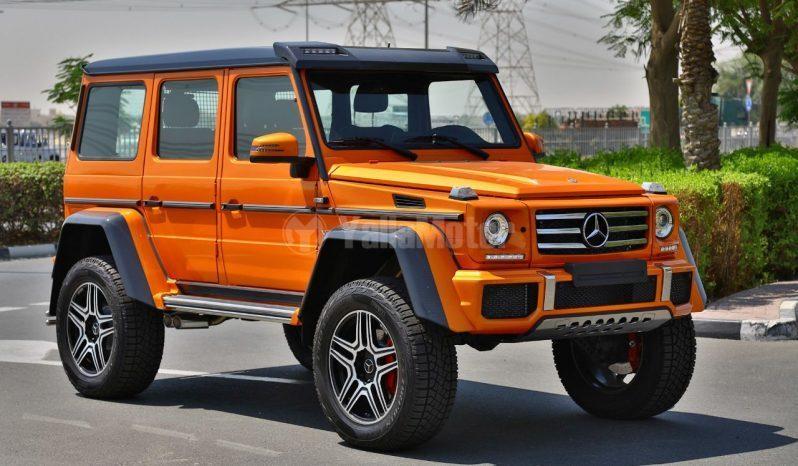 New Mercedes Benz G Class G500 4x4 2017 Car For Sale In Dubai