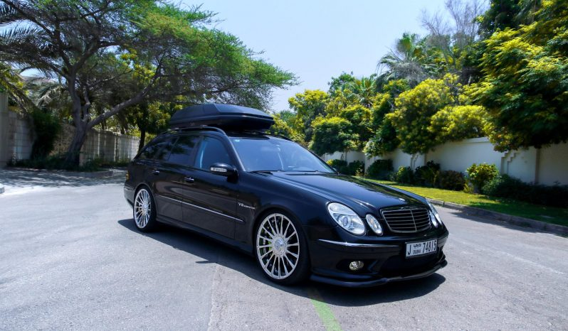 Used mercedes benz e55 amg wagon 2005 763515 for Mercedes benz finance phone number