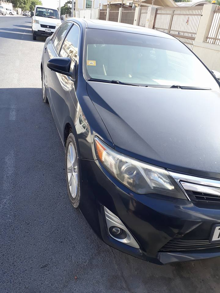Used toyota camry 2012 763675 for Hyundai motor finance fax number