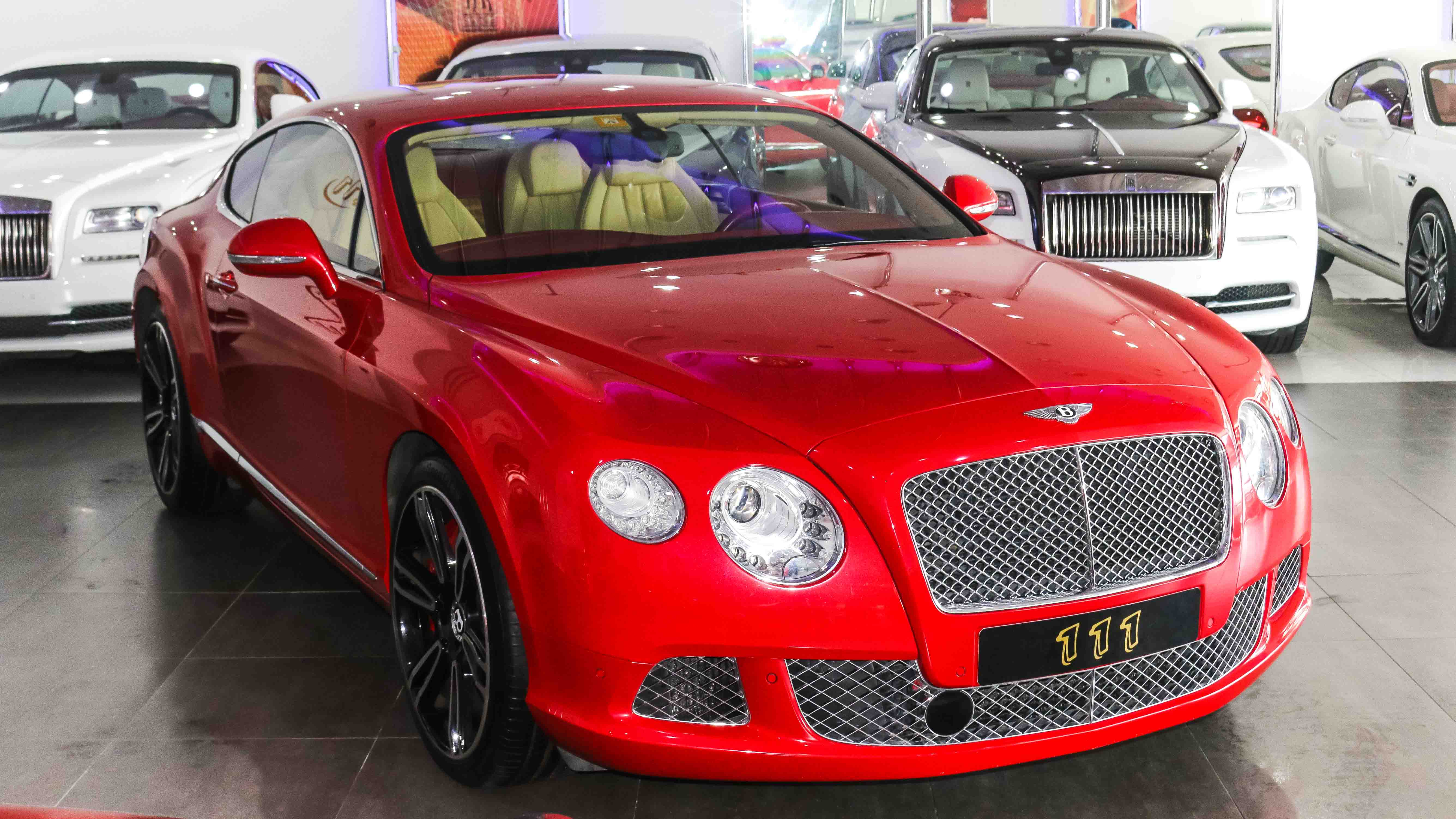 benzbavarian used conversion titan bentley for project sale continental gt