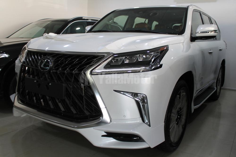 Kia Motor Finance Phone Number >> New Lexus LX 570 S 2018 Car for Sale in Dubai