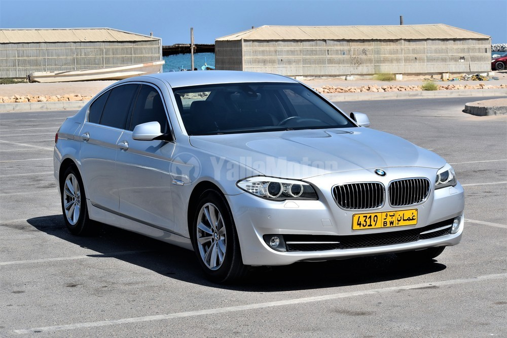Used Bmw 5 Series 520i 2012 Car For Sale In Muscat 760280